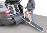 Nástupná rampa do auta pre psa