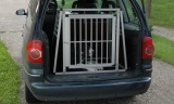 Klec N6 v autě