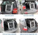 Umsítění klece v autě