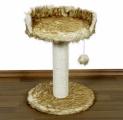 Škrabadlo pre mačky Samoa béžové 51 cm