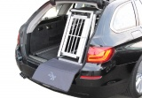 Ochrana nárazníka ku klietke do auta 75x90cm