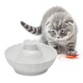 Fontána je vhodná pro kočky i malé psy