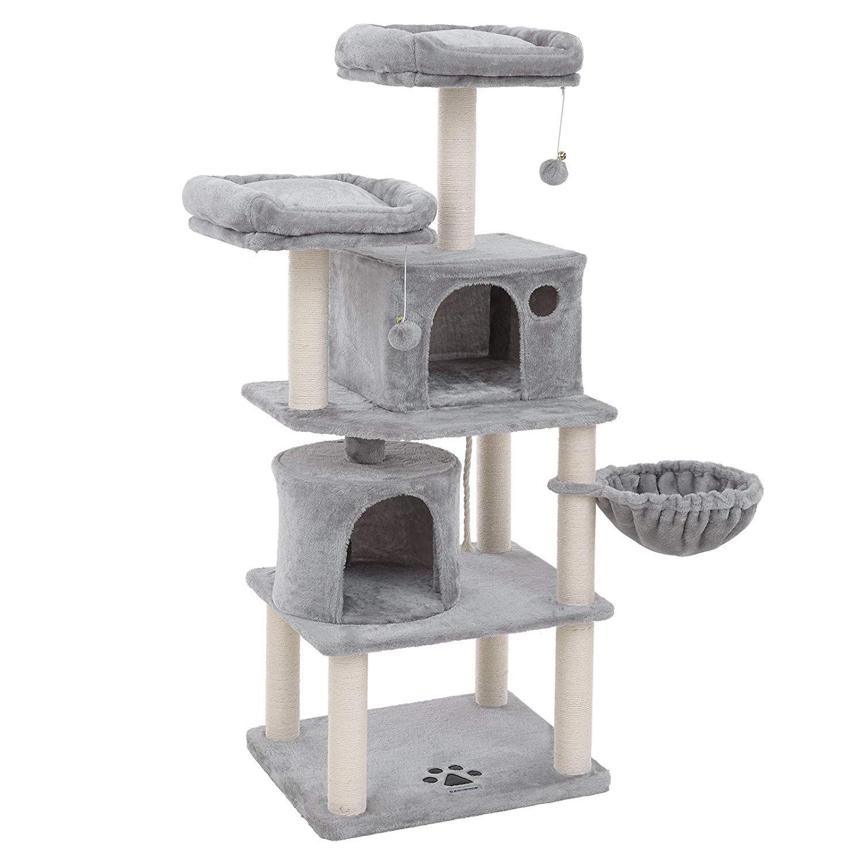 Škrabadlo pro kočky Katanga šedé