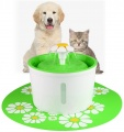 Fontána na pitie pre mačky (zelená)